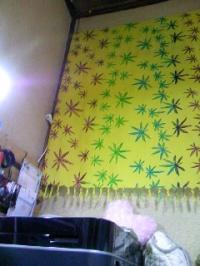 黄色のマルチカバー
