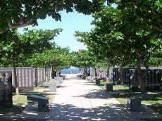 平和記念公園.平和の礎