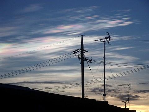 2012年8月.彩雲