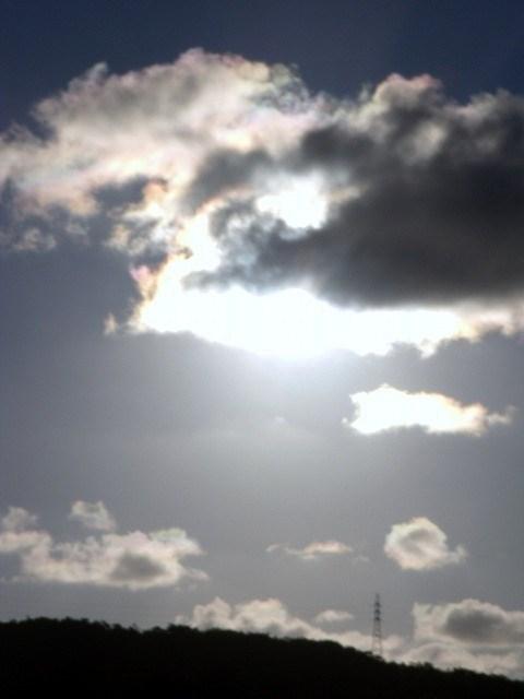 2012年9月.彩雲