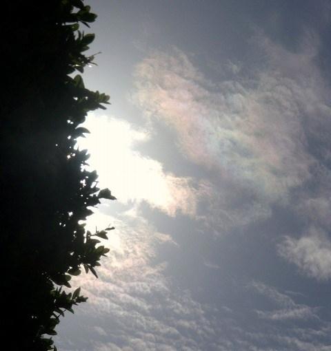 彩雲.2012年10月26日