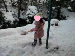 雪遊び2013-5