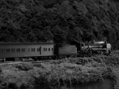 鉄道模型 蒸気機関車 C62