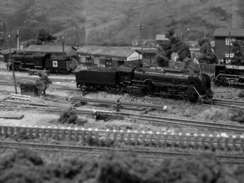 鉄道模型 蒸気機関車 D51