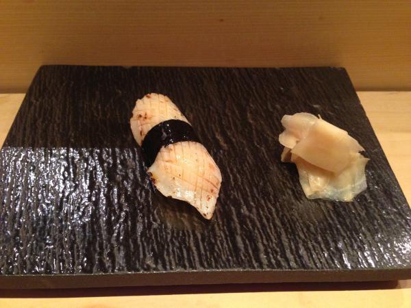 炙りタイラギ貝7
