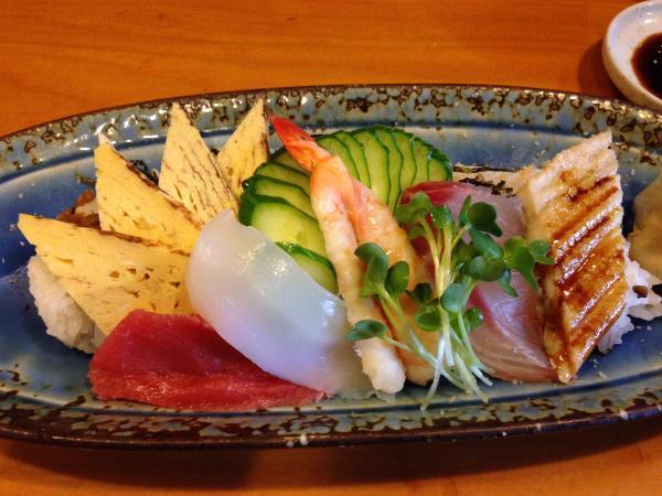 ちらし寿司アップ6