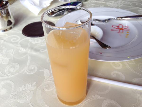 グレープフルーツジュース10