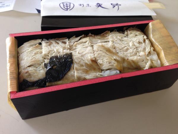 焼き鯖寿司10