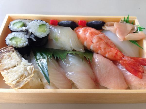 並にぎり寿司8