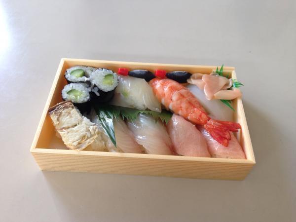並にぎり寿司7
