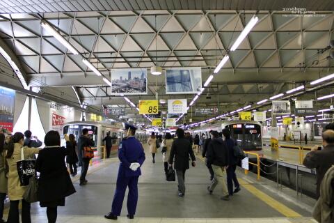 東急電鉄 東横線 渋谷駅