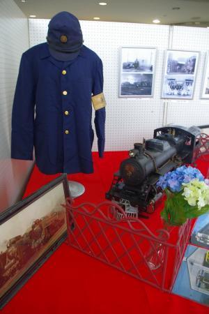 鉄道開通100周年記念展