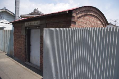 高崎線 新町駅 ランプ小屋