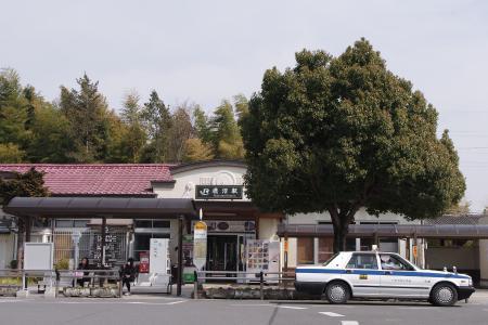 日光線 鹿沼駅