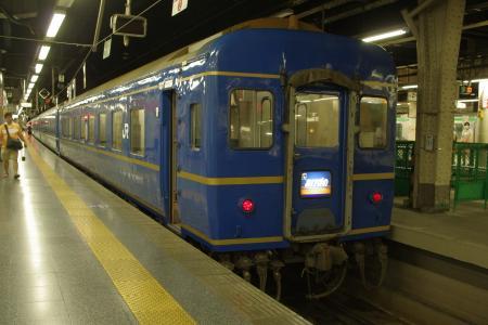 あけぼの 上野駅