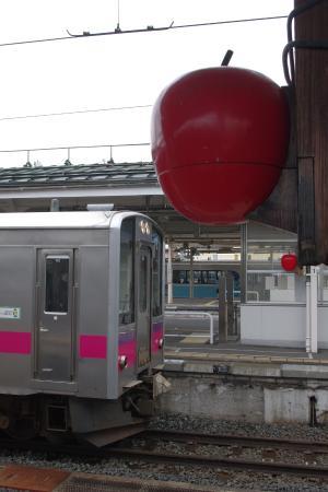 青森駅 701系