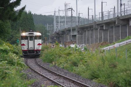 津軽線 キハ40
