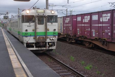 木古内 キハ40