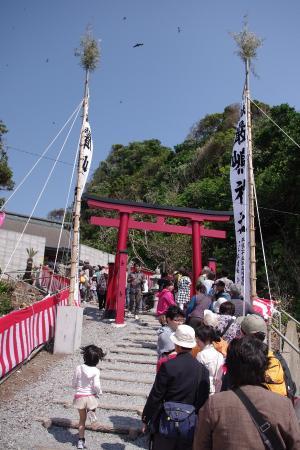 厳島神社弁財天