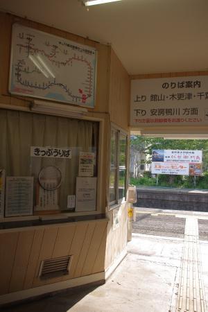 内房線 太海駅