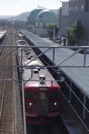 上田駅 115系