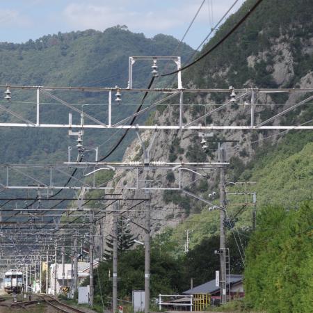 しなの鉄道 西上田駅 115系
