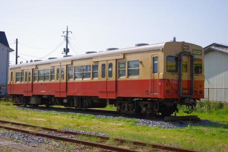 国吉駅 キハ30