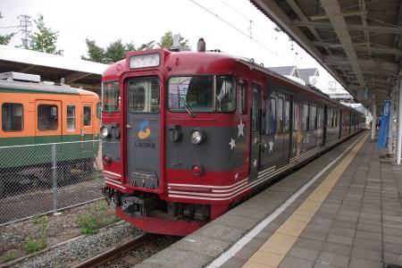 115系 169系 軽井沢駅
