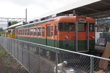 169系 軽井沢駅