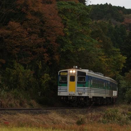 久留里線 キハ37・38