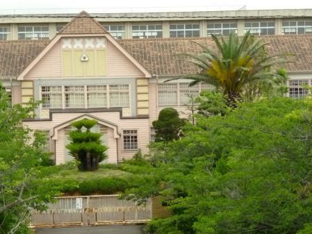 旧安房南高等学校