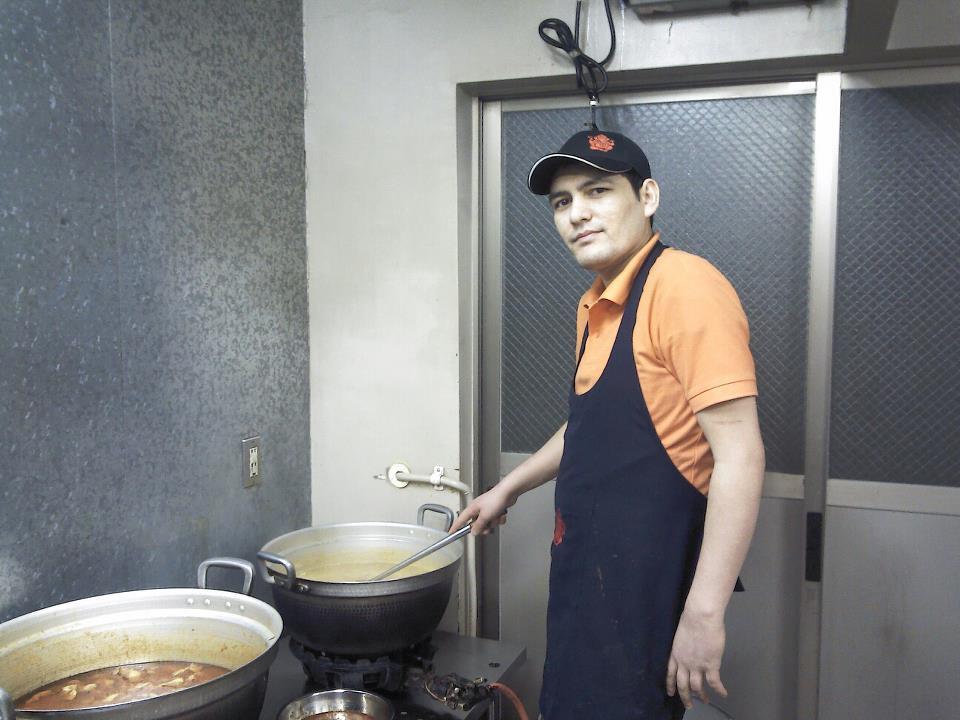 shanti san making