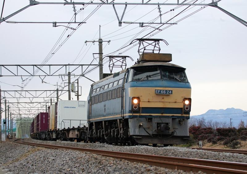 EF66-24 3096レ