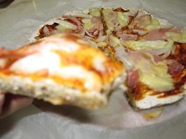 20130331-炒りおからで簡単ピザ☆