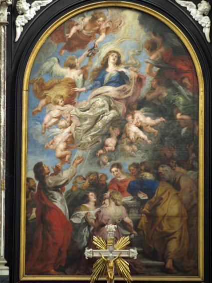 聖母被昇天1626年