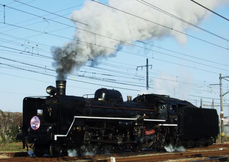 2013/03/24 新津構内下り留置線 フイシン踏切
