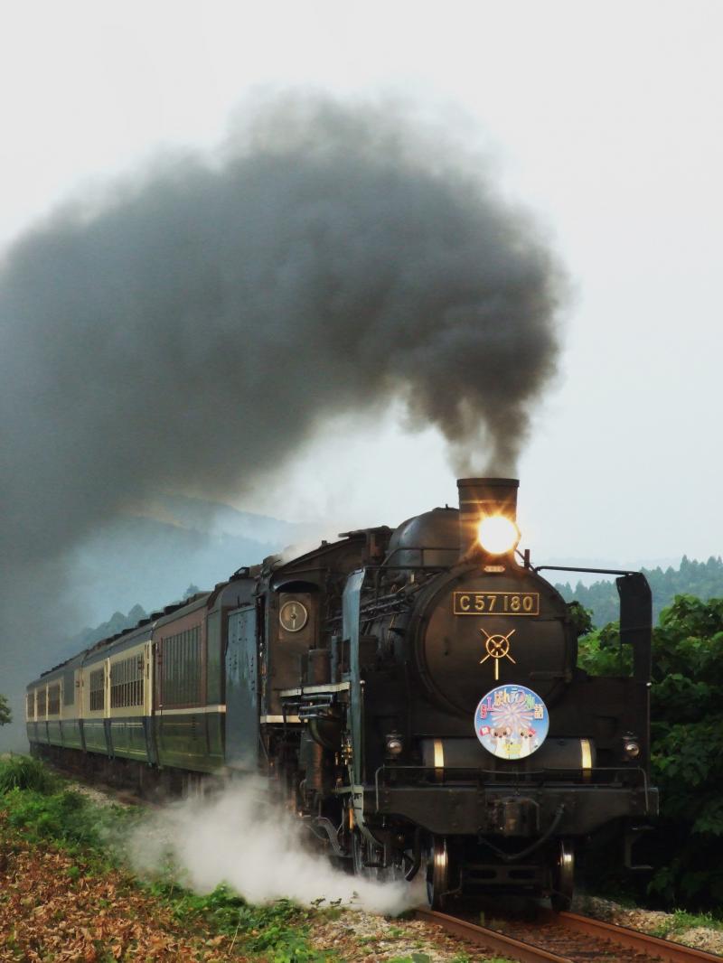 2013/08/07 磐越西線(馬下-猿和田)小山田踏切