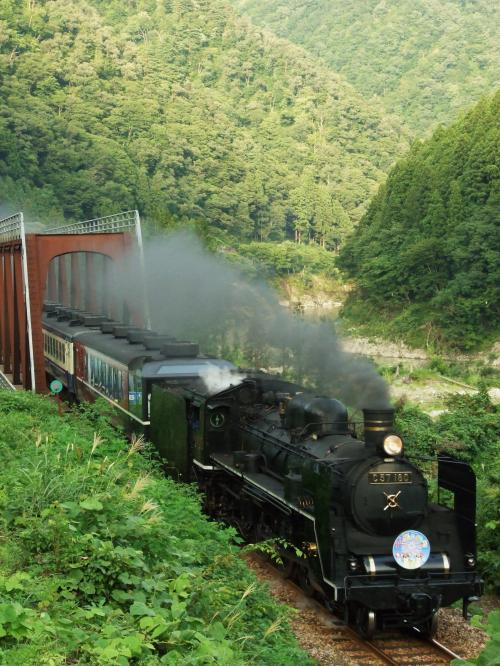 2013/08/25 磐越西線(豊美-日出谷)