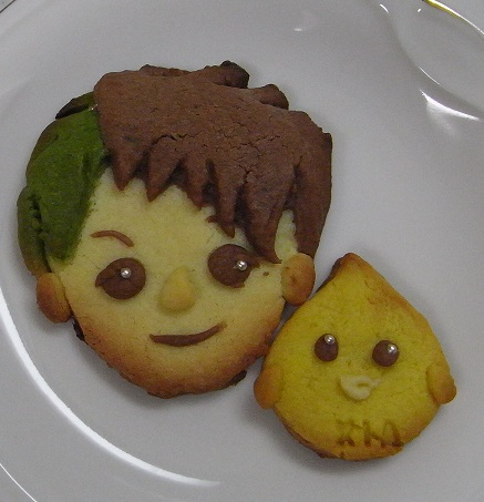 チビシアクッキーその2