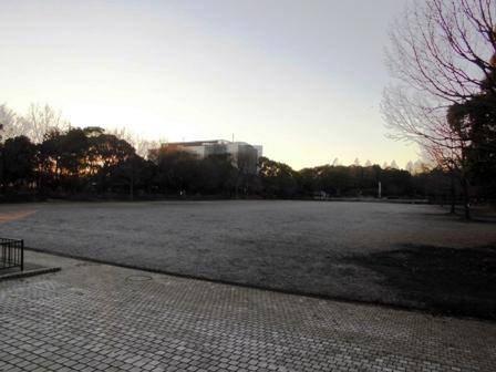 2013 大晦日の朝