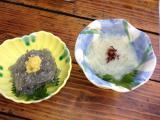 生シラス&地ダコの卵