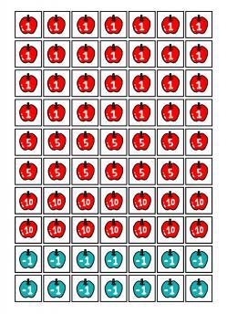 すごろくリンゴ