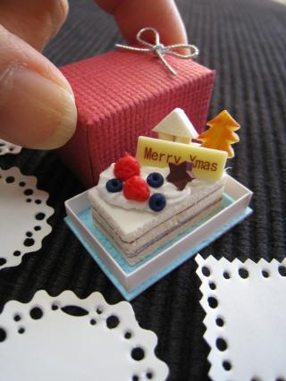 2012 christmas cake 2