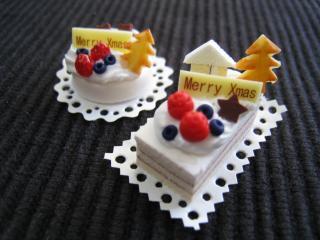 2012 christmas cake 1