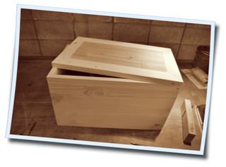 ボックス製作 (2)