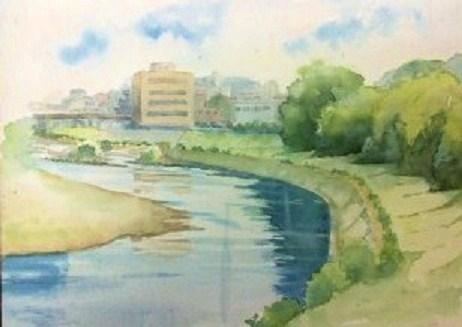N2さんの大和川