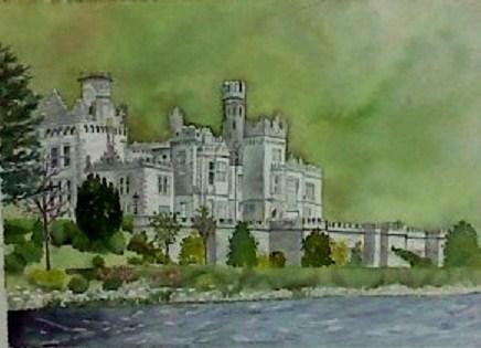 アイルランドのお城