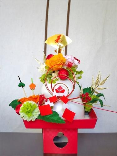 寿春~鏡餅1