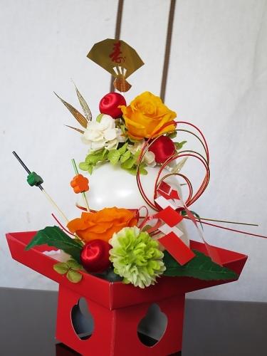 寿春~鏡餅2