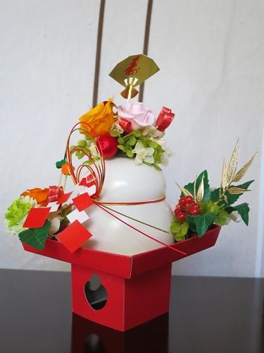 寿春~鏡餅3